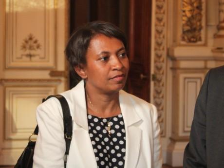 Hélène Geoffroy, candidate à Vaulx-en-Velin - LyonMag