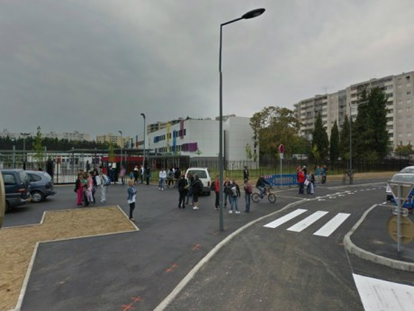 Le collège Henri-Barbusse - DR Google Maps