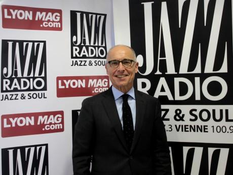 Hervé Fleury - LyonMag