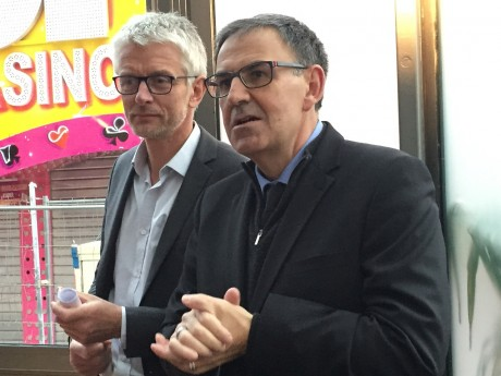 Hubert Julien-Laferrière - David Kimelfeld - Lyonmag