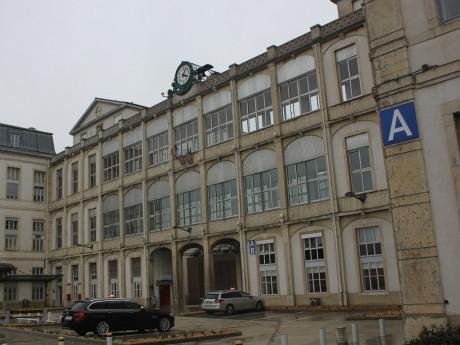 L'hôpital de la Croix-Rousse - Lyonmag.com