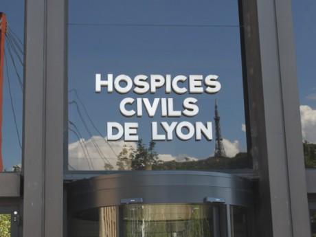 Le siège des HCL, dans le 2e arrondissement de Lyon - LyonMag.com