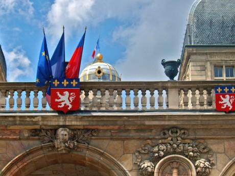 Hôtel de Ville de Lyon. Photo LyonMag.com