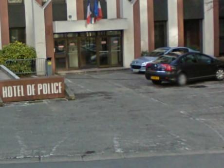 L'Hôtel de Police de Lyon, Rue Marius Berliet (8e arrdt.) - Photo DR
