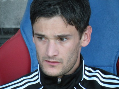 Hugo Lloris. Photo LyonMag.com