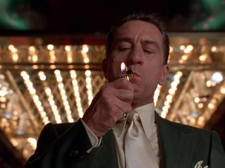 Robert de Niro dans Casino - DR