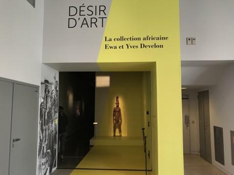 Exposition Désir d'Art au musée des Confluences - LyonMag