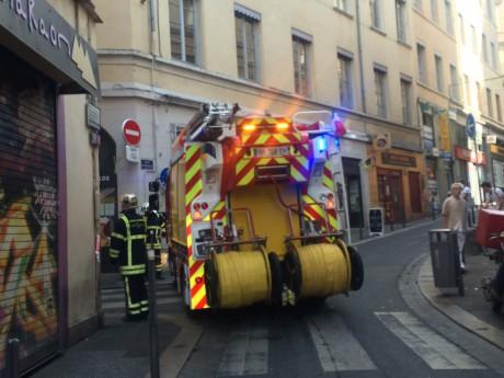 Une fuite de gaz ce jeudi matin à Lyon - LyonMag