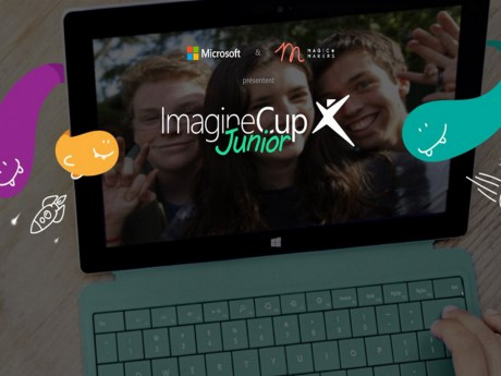DR Imagine Cup Junior