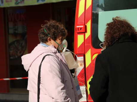 Plusieurs personnes avaient été placés sous assistance respiratoire - LyonMag