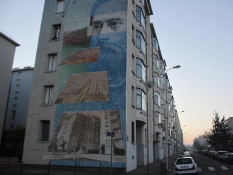 C'est dans cet immeuble au 3 de la rue Ludovic-Arrachart que le drame s'est produit - LyonMag