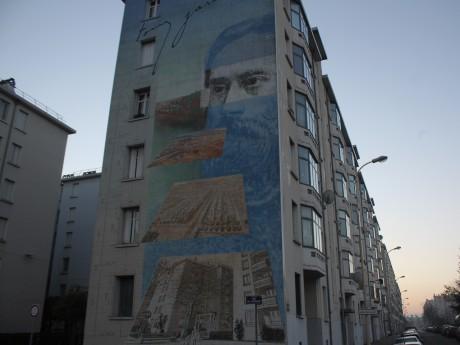 L'immeuble de la rue Ludovic-Arrachart - LyonMag