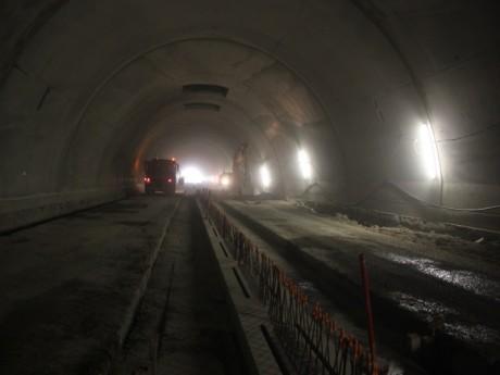 Le tunnel de la Croix-Rousse est en cours de rénovation - LyonMag.com
