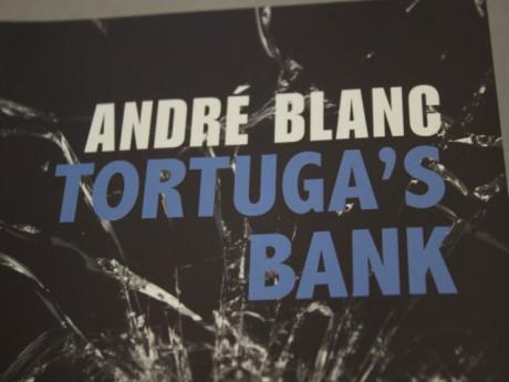 La couverture du roman d'André Blanc - LyonMag.com