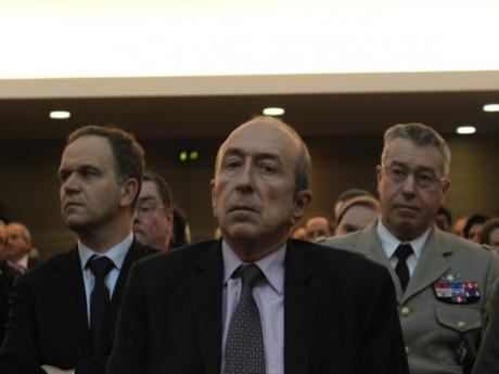 Gérard Collomb n'est que colère lorsqu'on évoque le nom de Jean-Robert Pitte - LyonMag