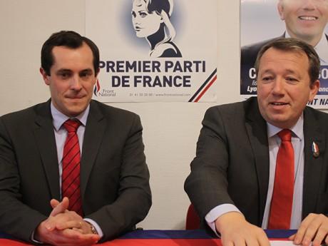 Nicolas Bay et Christophe Boudot - LyonMag