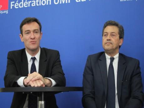 Michel Havard et Georges Fenech - LyonMag