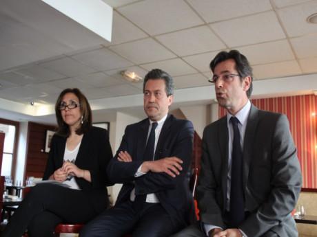 Nora Berra, Georges Fenech et Emmanuel Hamelin - LyonMag