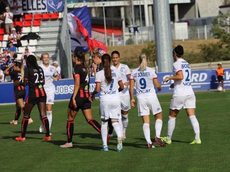 Une victoire collective d'importance ce dimanche pour Lyon - LyonMag