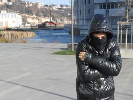 Le froid oblige les Lyonnais à bien se couvrir - LyonMag