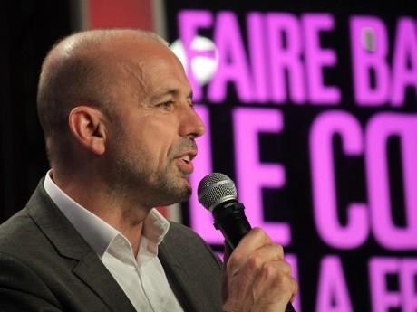 Jean-François Debat fait partie des élus signataires restés fidèles à Benoît Hamon - LyonMag