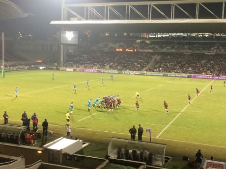 Le LOU au Matmut Stadium de Gerland - LyonMag