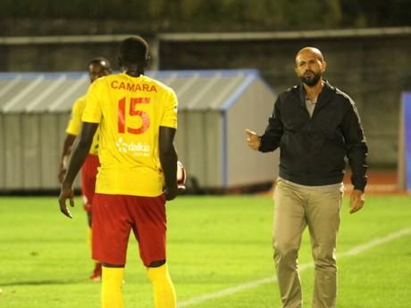 Karim Mokeddem et la Duch' à la recherche d'une seconde victoire - DR AS Duchère