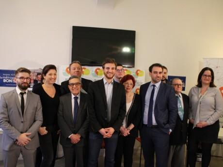 L'équipe de campagne d'Andréa Kotarac - LyonMag