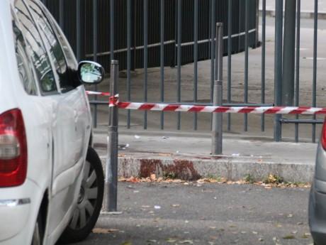 La victime s'est vidée de son sang dans la rue en attendant l'arrivée des secours - LyonMag