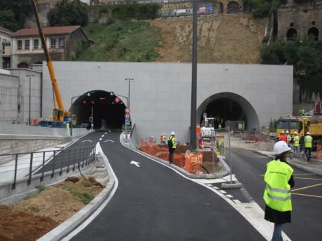 Le tunnel de la Croix-Rousse ouvre le 2 septembre à minuit - LyonMag