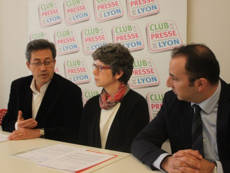 Georges Fenech, Catherine Di Folco et Renaud Pfeffer - LyonMag