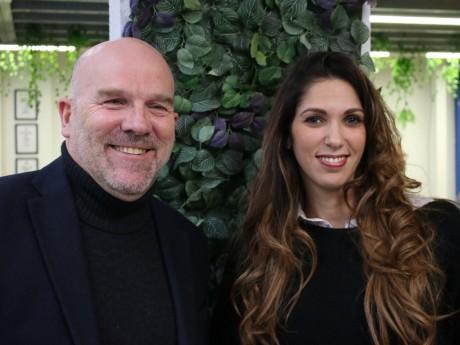 Bruno Bonnell et Emmanuelle Haziza - LyonMag