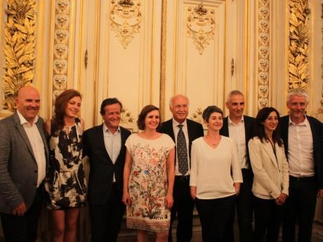 Neuf des 14 candidats LREM arrivés en tête dans le Rhône - LyonMag