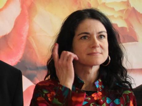 La maire du 1er Nathalie Perrin-Gilbert - LyonMag