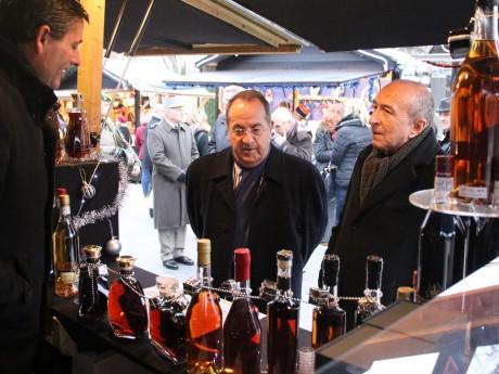 Le préfet et le maire de Lyon ont tenté de rassurer les commerçants - LyonMag