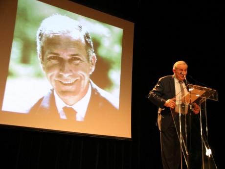 Des voeux marqués par le décès il y a quelques jours d'Henry Chabert - LyonMag