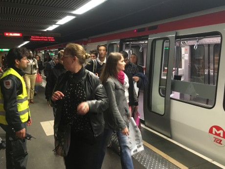 La ligne A évacuée ce jeudi - LyonMag