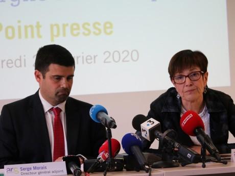 Serge Morais et Dr. Anne-Marie Durand - LyonMag