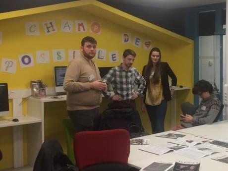 A la Maison des Etudiants, un espace de travail pour les journaux étudiants - LyonMag