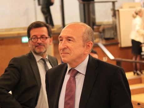 Gérard Collomb a contenu sa joie - LyonMag