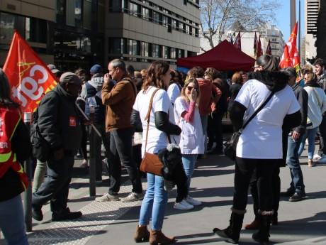 Manifestation pour la psychiatrie - LyonMag