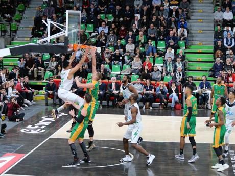 L'ASVEL n'a pas fait de détail face à Limoges - LyonMag