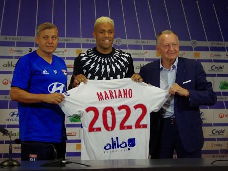 Mariano Diaz est lyonnais - Lyonmag.com