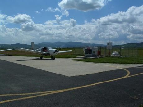 L'aérodrome de Brindas - ACOL - DR