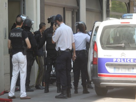 L'individu a été placé en garde à vue - LyonMag