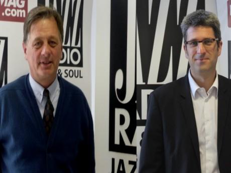 Cyrille Isaac-Sibille et Christophe Geourjon - LyonMag.com