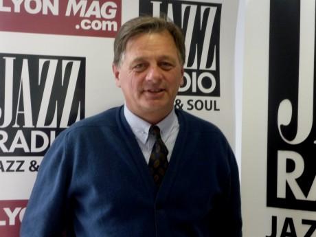 Cyril Isaac-Sibille, président du MoDem du Rhône - Photo Lyonmag.com