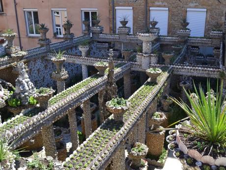 Le jardin Rosa Mir à Lyon - Lyonmag.com