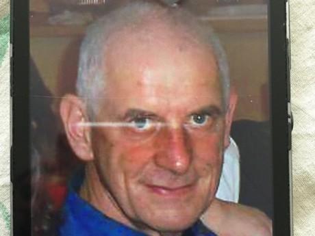 Jean-Claude Labrosse a disparu depuis lundi - DR
