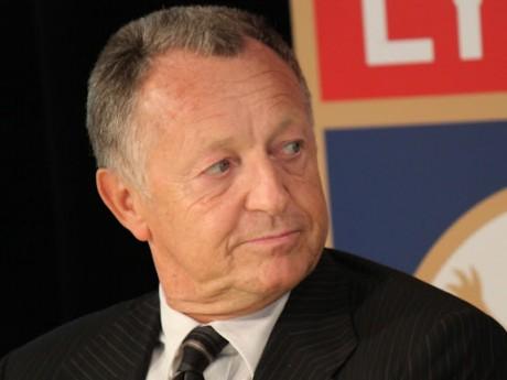 Le président du club Jean-Michel Aulas - LyonMag